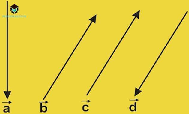Vektor: Pengertian, Gambar, Notasi, Macam, Sifat dan Nilai atau Besarnya
