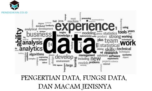 Pengertian-Data-Adalah