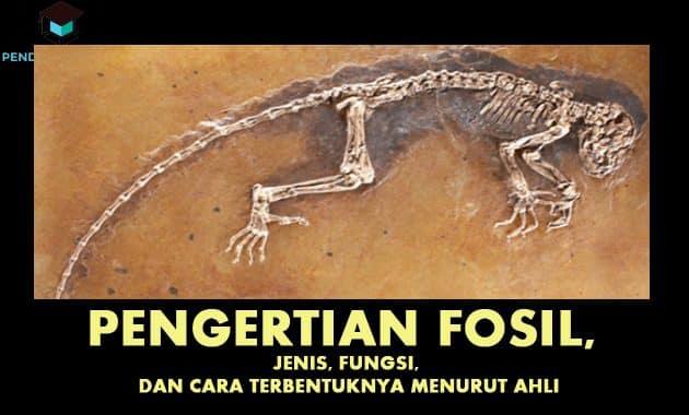 Fosil-adalah