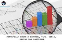 Pengertian Prinsip Ekonomi, Ciri, Jenis, Dampak Dan Contohnya