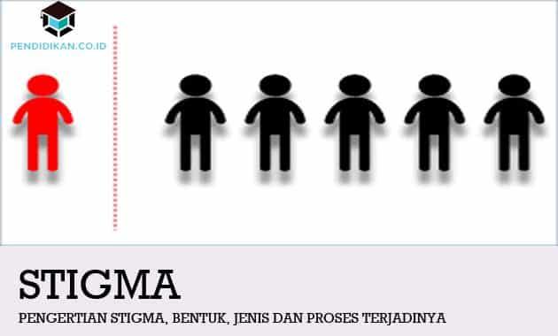 Pengertian Stigma, Bentuk, Jenis dan Proses Terjadinya