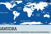 Pengertian Samudra, Proses Pembentukan, Nama dan Karakteristiknya