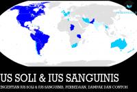 Pengertian Ius Soli & Ius Sanguinis, Perbedaan, Dampak dan Contoh
