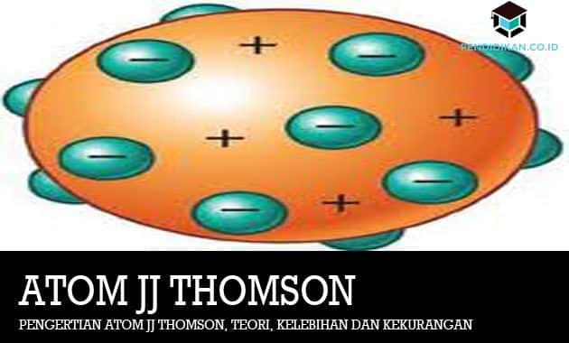 Pengertian Atom JJ Thomson, Teori, Kelebihan dan Kekurangan