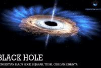 Pengertian Black Hole, Sejarah, Teori, Ciri dan Jenisnya