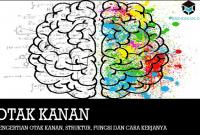 Pengertian Otak Kanan, Struktur, Fungsi dan Cara Kerjanya