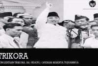 Pengertian Trikora, Isi, Pidato, Operasi beserta Tujuannya