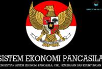 Pengertian Sistem Ekonomi Pancasila