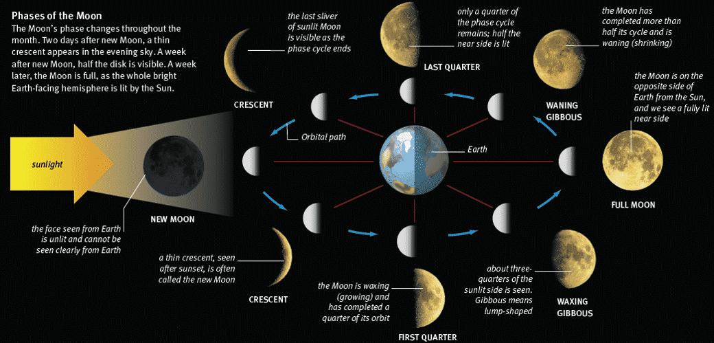 Gerak-Bulan