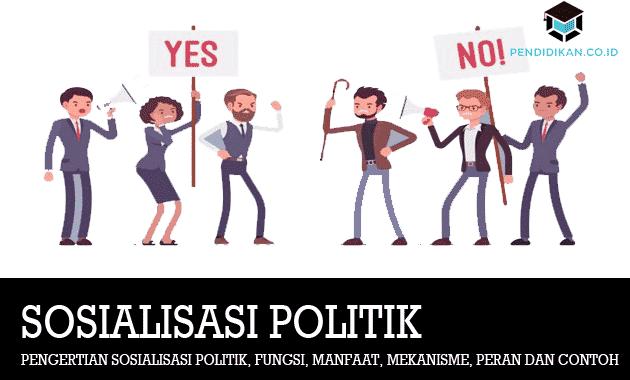 pengertian-sosialisasi-politik