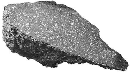 Meteorit-Stony