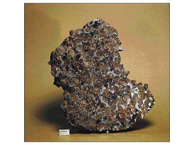 Meteorit-besi-stony