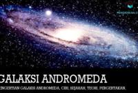 pengertian-galaksi-andromeda