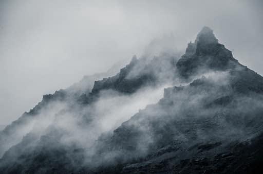 Kabut-Gunung