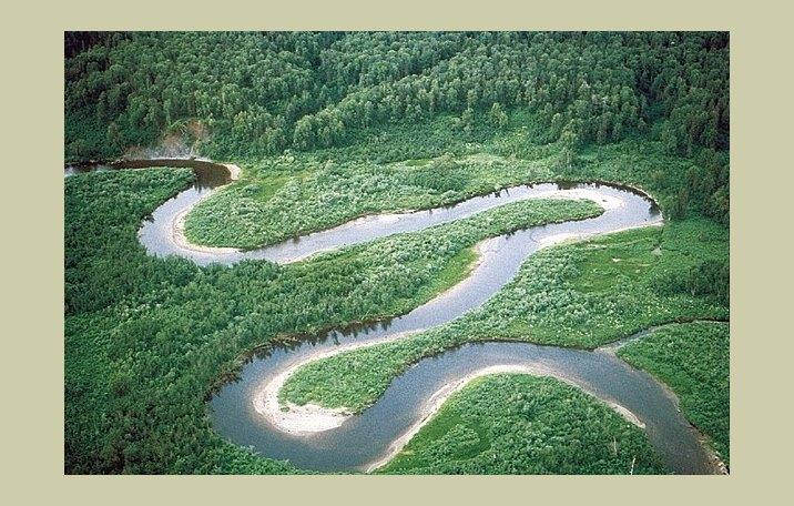 Sedimentasi-fluvial