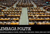 pengertian-lembaga-politik