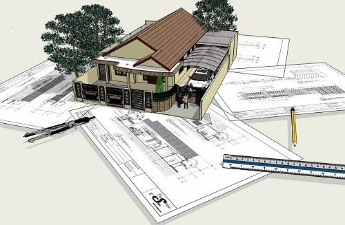 Arsitektur-Desain