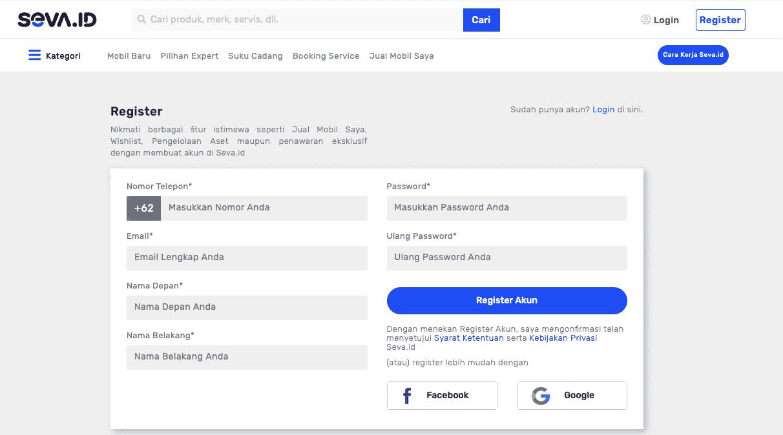 Register-Seva-id