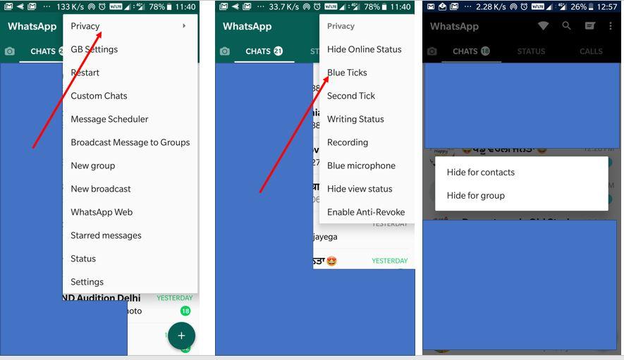 Download Gb Whatsapp Pro Apk Versi Terbaru Anti Banned