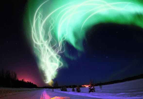 Pengertian Aurora